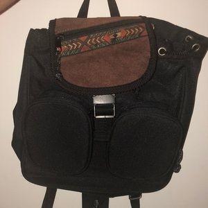 Handbags - Southwestern aztec mini backpack